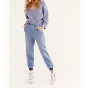 Free People Skye Relaxed Boyfriend Jeans